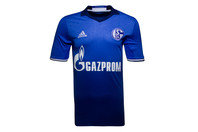 FC Schalke 04 16/17 Home S/S Football Shirt