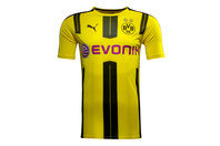 Borussia Dortmund 16/17 Home S/S Football Shirt