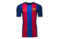 Nike FC Barcelona 16/17 Home Players Match Day S/S Football Shirt