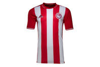 adidas Olympiacos 16/17 S/S Home Football Shirt