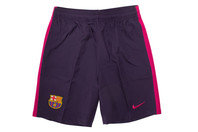 Nike FC Barcelona 16/17 Kids Away Stadium Football Shorts