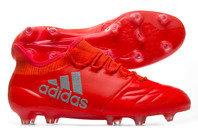 adidas X 16.1 FG/AG Leather Football Boots