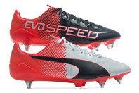 Puma evoSPEED 1.5 Mixed SG Football Boots