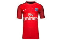 Paris Saint-Germain 16/17 Away Players Match Day S/S Football Shirt