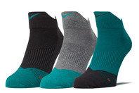 Nike 3 Pack Dri-FIT Lightweight Low Quarter Training Socks