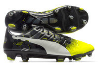 Puma evoPOWER 1.3 Graphic FG Football Boots