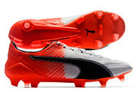 Puma evoSPEED II SL Leather FG Football Boots