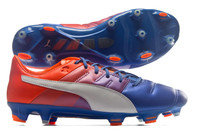 Puma evoPOWER 1.3 Leather FG Football Boots