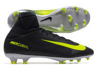 Nike Mercurial Superfly V CR7 Kids FG Football Boots