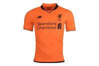 New Balance Liverpool FC 17/18 Authentic 3rd S/S Football Shirt