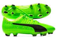 Puma evoPOWER Vigor 4 FG Kids Football Boots