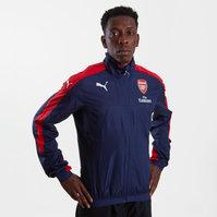 Puma Arsenal 17/18 Players Stadium Vent Football Jacket