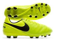 Nike Tiempo Legend VI Kids FG Football Boots