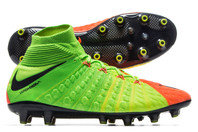 Nike Hypervenom Phantom III Dynamic Fit AG Pro Football Boots