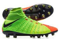 Nike Hypervenom Phantom III Dynamic Fit AG Pro Football Boots