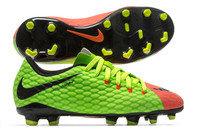 Nike Hypervenom Phelon III Kids FG Football Boots