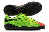 Nike HypervenomX Phelon III Kids TF Football Trainers