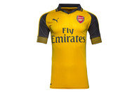 Puma Arsenal 16/17 Youth Away S/S Replica Football Shirt