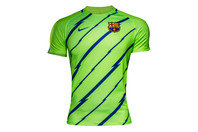 Nike FC Barcelona 2017 Dry S/S Football Training T-Shirt