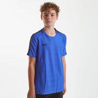 Nike Dry Squad Kids S/S Football Training Top