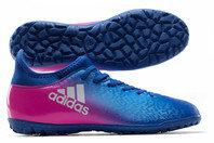 adidas X 16.3 TF Kids Football Trainers