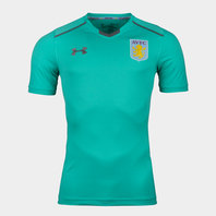 Under Armour Aston Villa 17/18 Football Training T-Shirt