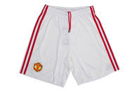 adidas Manchester United 16/17 Home Youth Football Shorts