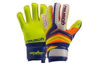 Reusch Serathor SG Kids Finger Support Goalkeeper Gloves