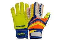 Reusch Serathor Prime S1 Finger Save Kids Goalkeeper Gloves