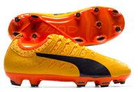 Puma evoPOWER Vigor 1 FG Kids Football Boots