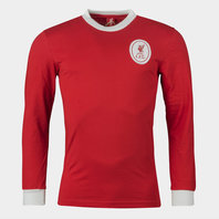 LFC Liverpool 1964 Home L/S Retro Football Shirt