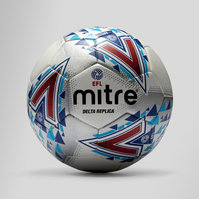 Mitre Delta Hyperseam 30 Panel Replica Football