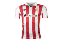 New Balance Athletic Bilbao 17/18 Home S/S Replica Football Shirt