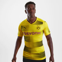 Puma Borussia Dortmund 17/18 Home Players Authentic Football Shirt