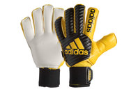 adidas Classic Fingersave Goalkeeper Gloves Shock