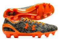 Under Armour ClutchFit Force Camo FG Football Boots