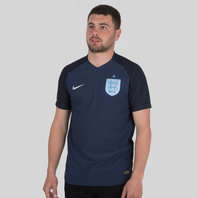 Nike England 17/18 Away Authentic Match S/S Football Shirt