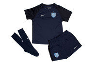 Nike England 17/18 Little Kids Away Replica Football Kit