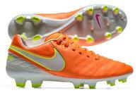 Nike Tiempo Legacy II FG Womens Football Boots