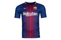 Nike FC Barcelona 17/18 Home Replica S/S Football Shirt