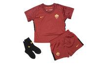 Nike AS Roma 17/18 Infants Home Football Kit