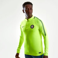 Nike Inter Milan 17/18 Squad Football Training Drill Top