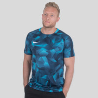 Nike Dry Fit Squad S/S Football Shirt