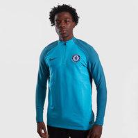 Nike Chelsea FC 17/18 Aeroswift Strike Football Drill Top