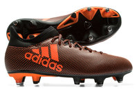 adidas X 17.3 SG Leather Football Boots
