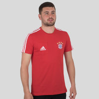 adidas Bayern Munich 17/18 Players Football T-Shirt