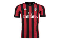 adidas AC Milan 17/18 Home S/S Replica Football Shirt