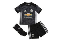 adidas Manchester United 17/18 Away Mini Kids Replica Football Kit