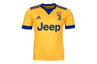 adidas Juventus 17/18 Kids Away S/S Replica Football Shirt