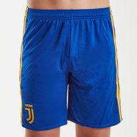 adidas Juventus 17/18 Kids Away Football Shorts